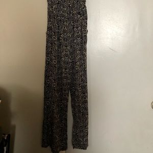 Forever 21 Pants - Forever 21  strapless pants jumpsuit
